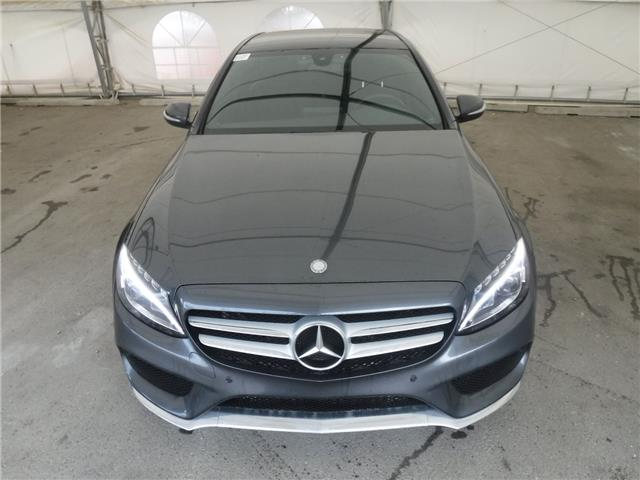 2015 Mercedes-Benz C-Class Base (Stk: ST1749) in Calgary - Image 2 of 12