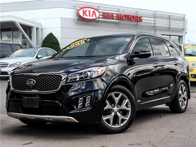 2016 Kia Sorento  (Stk: 2413) in Burlington - Image 1 of 28