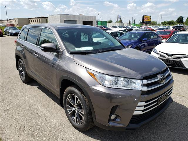 2019 Toyota Highlander LE AWD Convenience Package (Stk: 9-1043) in Etobicoke - Image 1 of 19