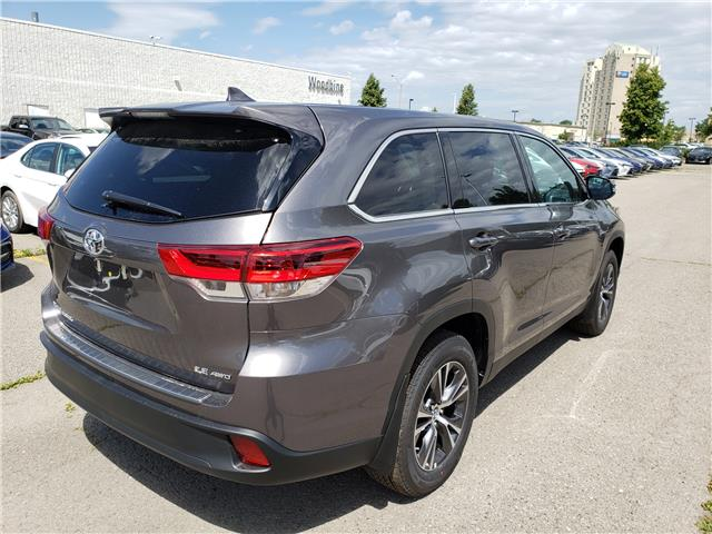 2019 Toyota Highlander LE AWD Convenience Package (Stk: 9-1043) in Etobicoke - Image 6 of 19