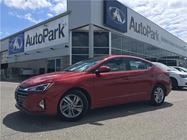 2019 Hyundai Elantra Preferred (Stk: 19-51786RJB) in Barrie - Image 1 of 26