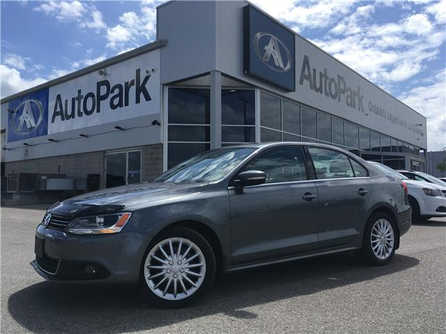 2014 Volkswagen Jetta 2.0 TDI Highline (Stk: 14-25421JB) in Barrie - Image 1 of 24