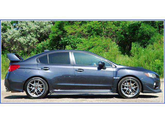 2015 Subaru WRX STI Sport-tech Package (Stk: 59124AX) in Kitchener - Image 2 of 16