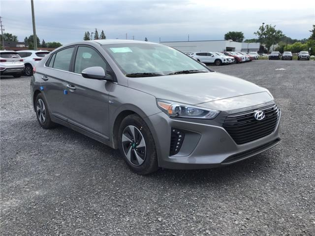 2019 Hyundai Ioniq Hybrid Preferred (Stk: R96198) in Ottawa - Image 1 of 11