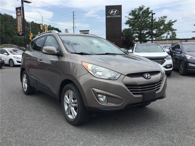 2013 Hyundai Tucson GLS (Stk: R96157A) in Ottawa - Image 1 of 12