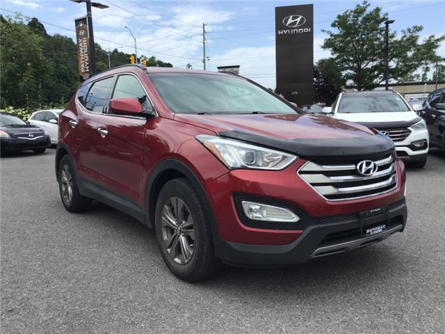 2014 Hyundai Santa Fe Sport 2.4 Premium (Stk: X1343A) in Ottawa - Image 1 of 12
