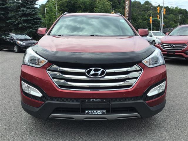 2014 Hyundai Santa Fe Sport 2.4 Premium (Stk: X1343A) in Ottawa - Image 2 of 12