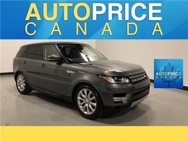 2016 Land Rover Range Rover Sport DIESEL Td6 HSE (Stk: H0453) in Mississauga - Image 1 of 28