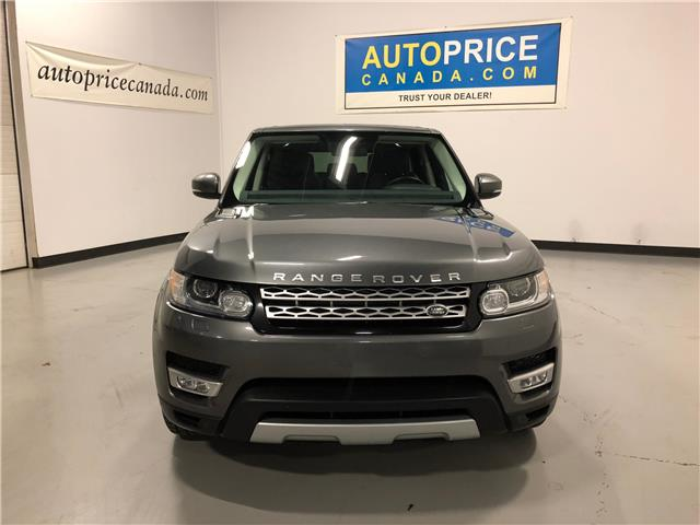 2016 Land Rover Range Rover Sport DIESEL Td6 HSE (Stk: H0453) in Mississauga - Image 2 of 28