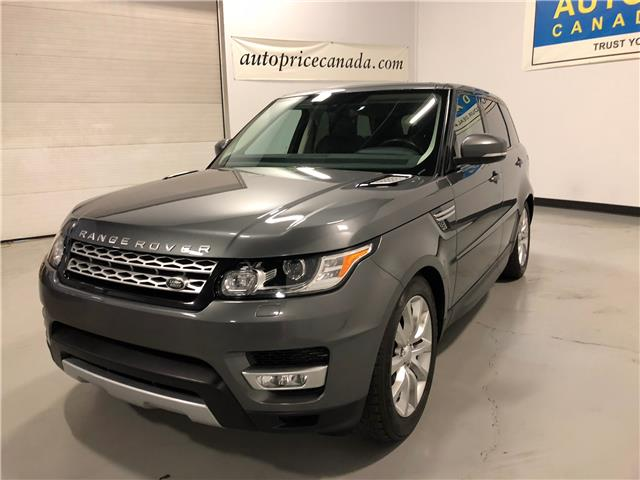 2016 Land Rover Range Rover Sport DIESEL Td6 HSE (Stk: H0453) in Mississauga - Image 3 of 28