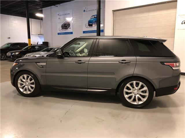 2016 Land Rover Range Rover Sport DIESEL Td6 HSE (Stk: H0453) in Mississauga - Image 4 of 28