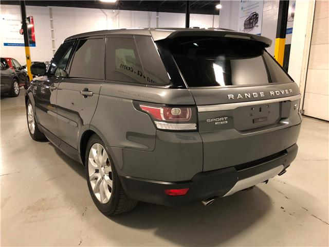2016 Land Rover Range Rover Sport DIESEL Td6 HSE (Stk: H0453) in Mississauga - Image 5 of 28