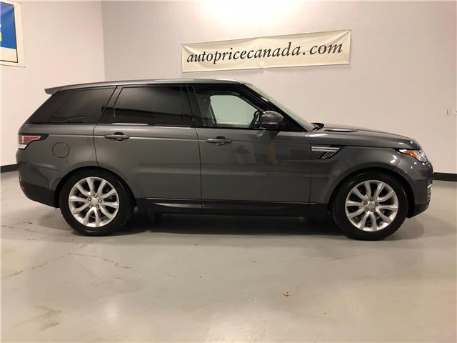 2016 Land Rover Range Rover Sport DIESEL Td6 HSE (Stk: H0453) in Mississauga - Image 6 of 28