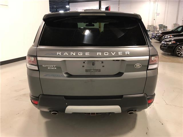 2016 Land Rover Range Rover Sport DIESEL Td6 HSE (Stk: H0453) in Mississauga - Image 7 of 28