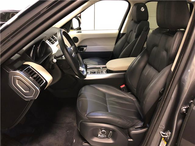 2016 Land Rover Range Rover Sport DIESEL Td6 HSE (Stk: H0453) in Mississauga - Image 21 of 28