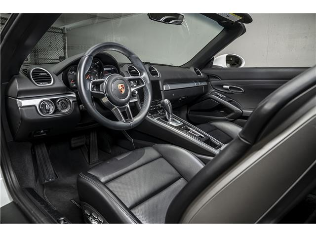 2017 Porsche 718 Boxster Base (Stk: VU0455) in Vancouver - Image 6 of 21