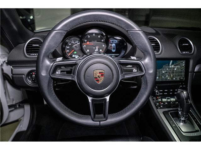2017 Porsche 718 Boxster Base (Stk: VU0455) in Vancouver - Image 12 of 21