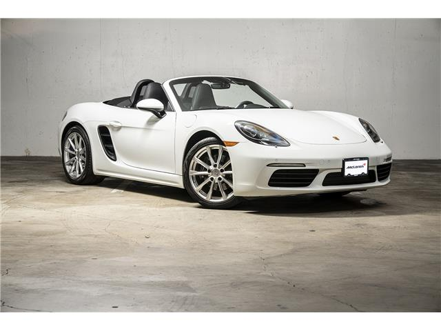 2017 Porsche 718 Boxster Base (Stk: VU0455) in Vancouver - Image 13 of 21