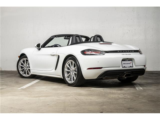 2017 Porsche 718 Boxster Base (Stk: VU0455) in Vancouver - Image 17 of 21