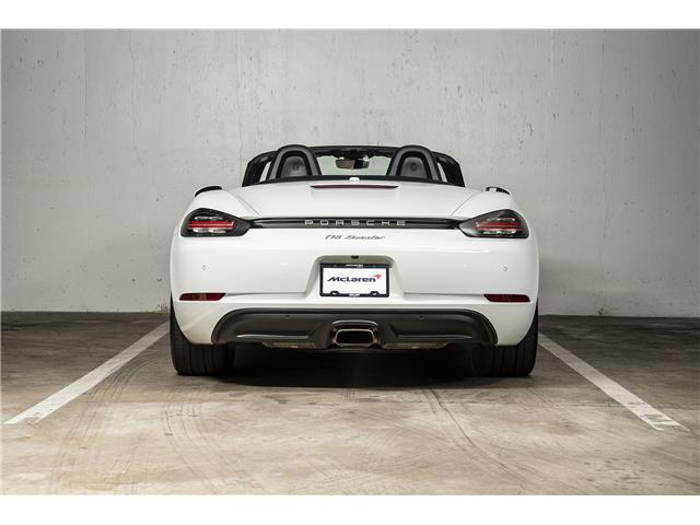 2017 Porsche 718 Boxster Base (Stk: VU0455) in Vancouver - Image 18 of 21