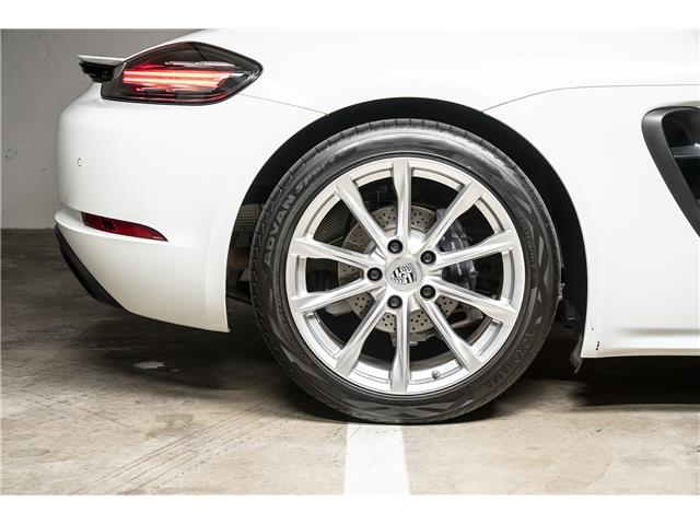 2017 Porsche 718 Boxster Base (Stk: VU0455) in Vancouver - Image 21 of 21