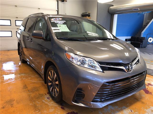 Auction Direct Sackville >> 2018 Toyota Sienna LE 7-Passenger AWD/ 7 PASS (CAPTAINS) / POWER SIDE DOORS/ HEATED SEATS! at ...