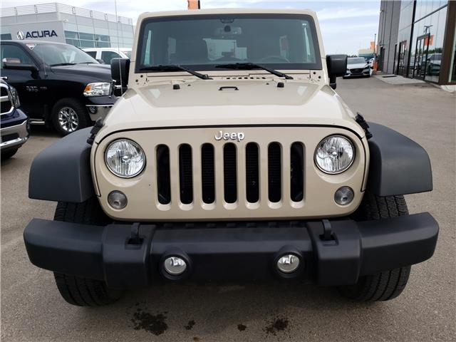 2016 Jeep Wrangler Unlimited 24S (Stk: 29250A) in Saskatoon - Image 2 of 18