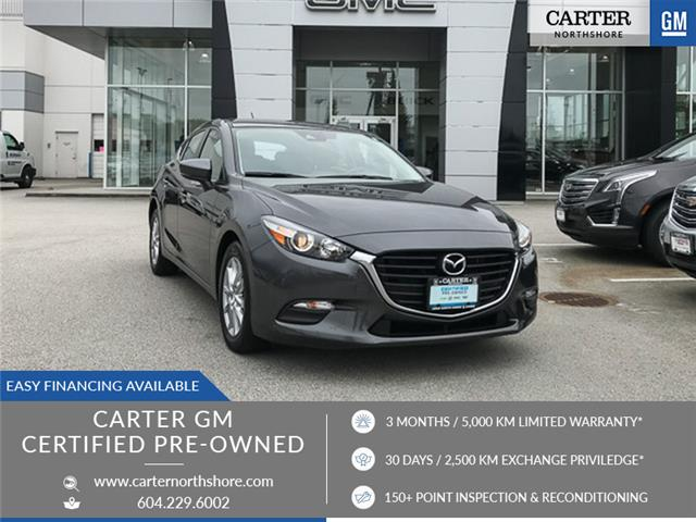 2017 Mazda Mazda3 Sport GS (Stk: 9B42121) in North Vancouver - Image 1 of 27