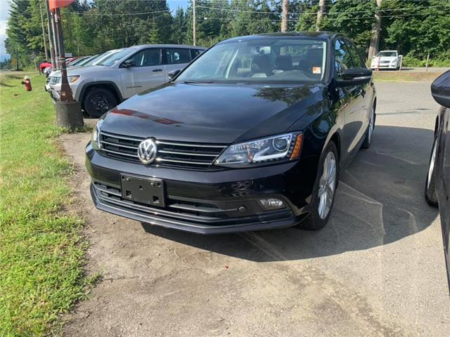 2015 Volkswagen Jetta 2.0 TDI Highline (Stk: n594584b) in Courtenay - Image 1 of 1