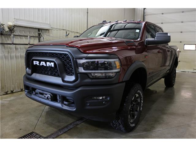2019 RAM 2500 Power Wagon (Stk: KT093) in Rocky Mountain House - Image 1 of 30