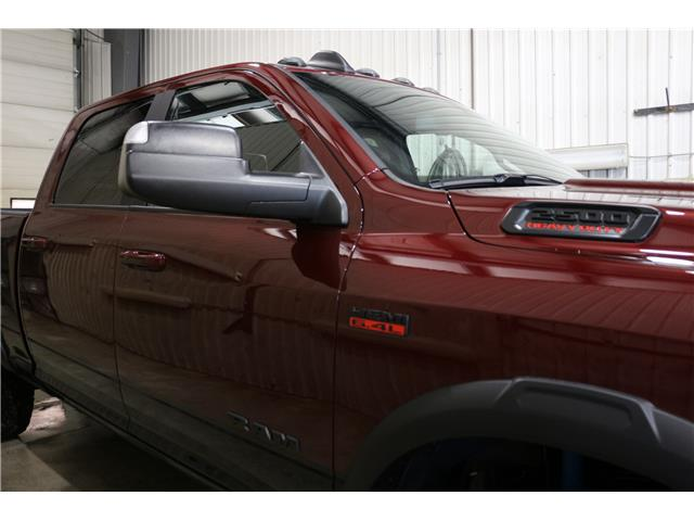 2019 RAM 2500 Power Wagon (Stk: KT093) in Rocky Mountain House - Image 4 of 30