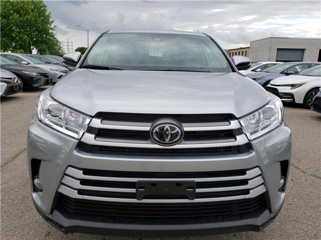 2019 Toyota Highlander LE AWD Convenience Package (Stk: 9-1062) in Etobicoke - Image 2 of 18