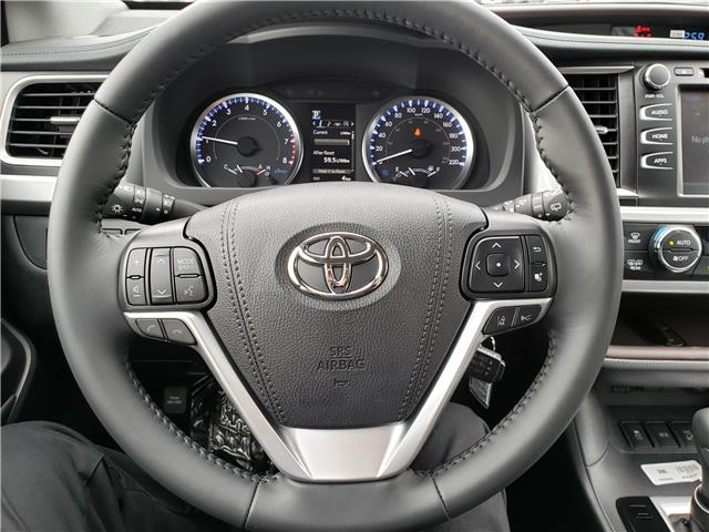 2019 Toyota Highlander LE AWD Convenience Package (Stk: 9-1062) in Etobicoke - Image 12 of 18