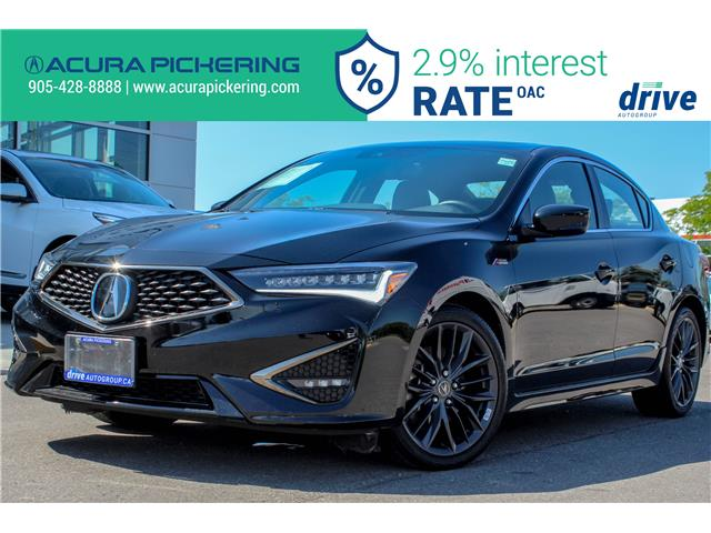 2019 Acura ILX Premium A-Spec 19UDE2F83KA800639 AT413 in Pickering