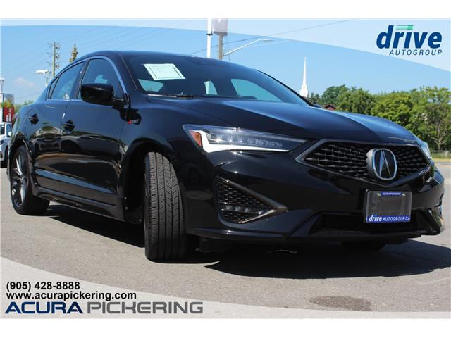 2019 Acura ILX Premium A-Spec (Stk: AT413) in Pickering - Image 5 of 31
