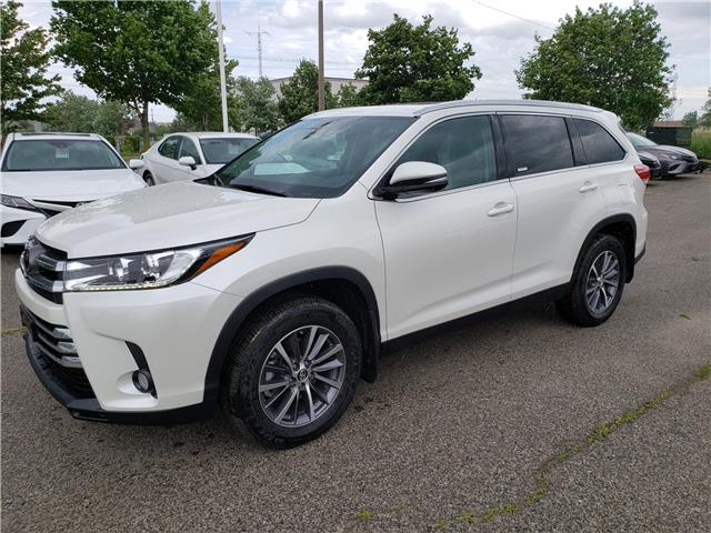 2019 Toyota Highlander XLE (Stk: 9-925) in Etobicoke - Image 1 of 16