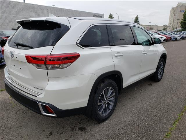 2019 Toyota Highlander XLE (Stk: 9-925) in Etobicoke - Image 4 of 16
