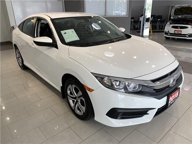 2018 Honda Civic LX (Stk: 16210A) in North York - Image 1 of 19