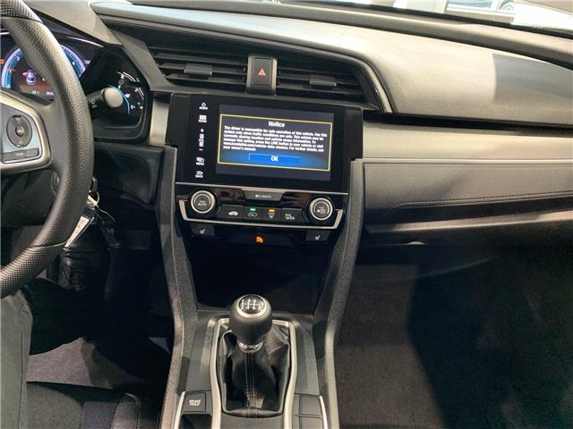 2018 Honda Civic LX (Stk: 16210A) in North York - Image 16 of 19