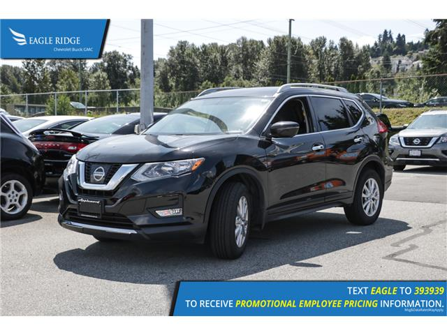 2017 Nissan Rogue SV (Stk: 170223) in Coquitlam - Image 1 of 5