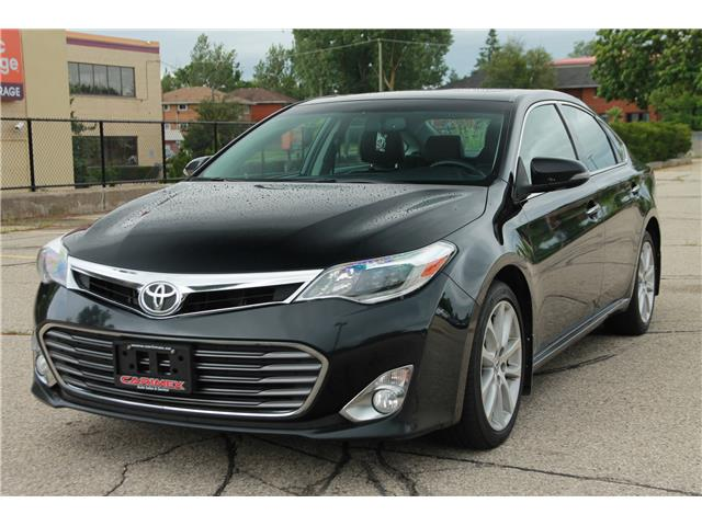 2013 Toyota Avalon Limited (Stk: 1907304) in Waterloo - Image 1 of 28