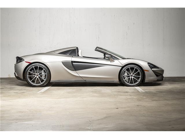 2018 McLaren 570S Spider  (Stk: MV0245A) in Vancouver - Image 2 of 19