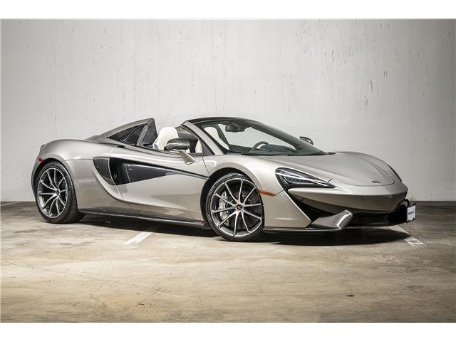 2018 McLaren 570S Spider  (Stk: MV0245A) in Vancouver - Image 14 of 19