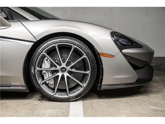 2018 McLaren 570S Spider  (Stk: MV0245A) in Vancouver - Image 19 of 19