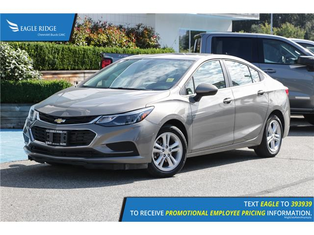 2018 Chevrolet Cruze LT Auto (Stk: 189672) in Coquitlam - Image 1 of 17