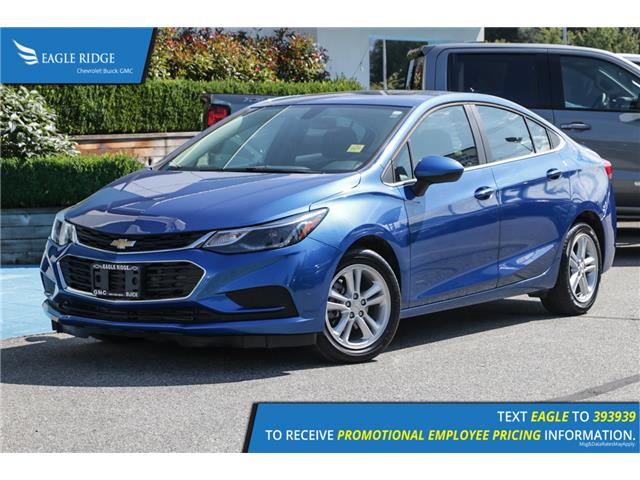 2018 Chevrolet Cruze LT Auto (Stk: 189601) in Coquitlam - Image 1 of 17