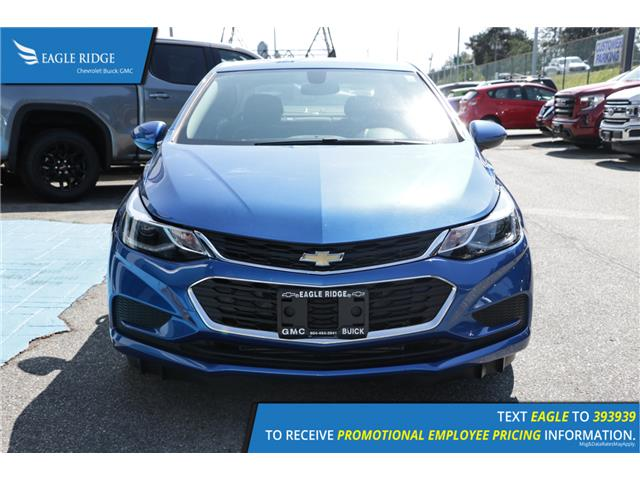 2018 Chevrolet Cruze LT Auto (Stk: 189601) in Coquitlam - Image 2 of 17