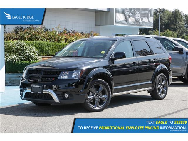 2018 Dodge Journey Crossroad (Stk: 189753) in Coquitlam - Image 1 of 18