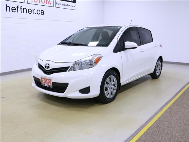 2012 Toyota Yaris LE (Stk: 195534) in Kitchener - Image 1 of 26