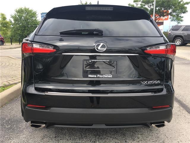 2017 Lexus NX 200t Base (Stk: 1739W) in Oakville - Image 6 of 33